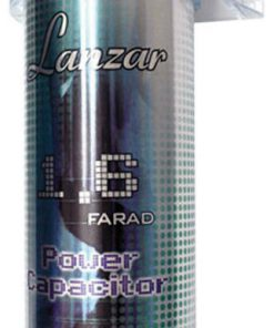 Lanzar 1.6 Farad digital capacitor