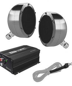 """Boss All Terrain Speaker & Amplifier System Bluetooth  4"""" Speakers"""