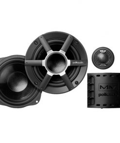 "Polk 5.25"" 2-Way Component System 200W Max"