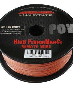 Max Power remote wire 18ga 500ft green