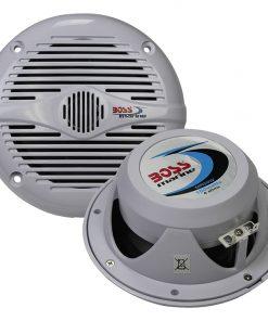 """Boss Marine 5.25"""" 2-Way Coaxial Speaker 150W White"""