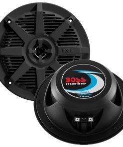 """Boss 5.25"""" 2-Way Coaxial Marine Speaker 150W Black"""