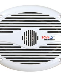 "Boss Marine 6x9"" 2-Way Speakers 350W"