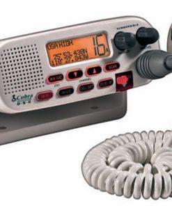 COBRA FIX MNT VHF RADIO CLASS-D WHT
