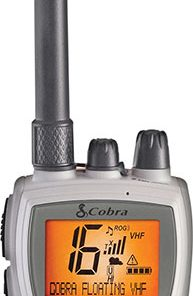 COBRA MARINE 6 WATT FLOATING VHF WHITE