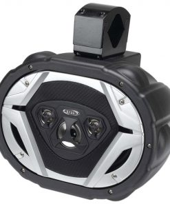 "Boss 6x9"" 4-Way Wake Tower Speaker Black. Sold each"
