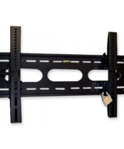 "TELEVISION WALL MOUNT FOR LCD AND PLASMA; TILT; 37"" to 52"";165 LBS MAX."