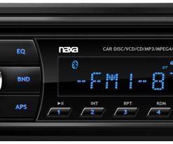 Naxa cd/mp3 Electronic Tuning Stereo AM/FM Radio MP3 USB/SD