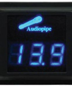 Audiopipe Digital Volt Meter 11.1-15.9V