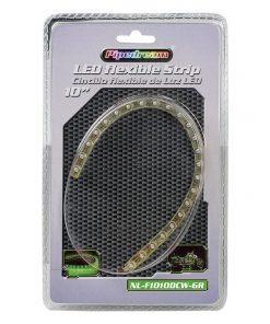 "Audiopipe Flexible Weather proof LED strips 10"" Green"