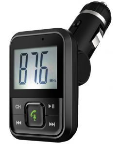 Nippon wireless FM transmitter and car charger