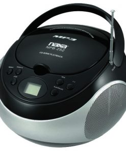 Naxa Portable mp3/CD Player with AM/FM