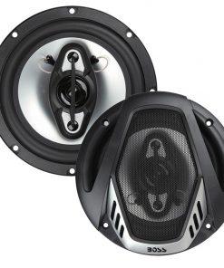 """Boss Onyx 6.5"""" 4-Way Speaker 400W Max"""