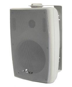"Audiopipe 6.5"" Speaker (Sold each) White100W UV/Water Resistant Sold each White"