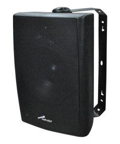 "Audiopipe 8"" Black Outdoor Speaker (Sold each)"