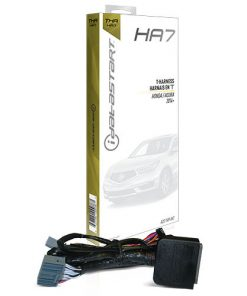 OmegaLink T-Harness for OLRSBA(HA7) - Factory Fit Install; select Honda/Acura '14+ PTS Models