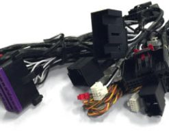OmegaLink T-Harness for OLRSBA(VW1) - Factory Fit Install; select Volkswagen/Audio '06+