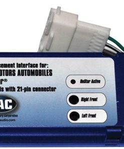 ONSTAR INTERFACE PAC FOR BOSE SYSTEMS