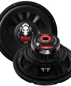 "Boss Phantom Series 10"" SVC Woofer"