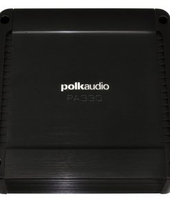 Polk 2 Channel Amplifier 300 Watts Max Bass Boost Switch