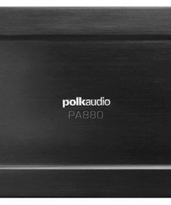 Polk Monoblock Amplifier 800 Watts Max Bass Boost Switch