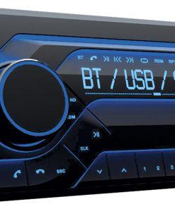 Planet Double Din Digital Media Receiver AM/FM Bluetooth USB Front Aux