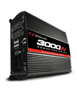 Schumacher 3000W Continuous Power Inverter