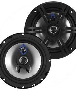 """Planet Pulse Series 6.5"""" 3-Way Speakers"""