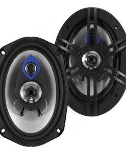 """Planet Pulse Series 6x9"""" 3-Way Speakers"""
