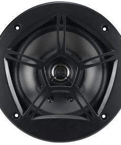 """Planet 6.5"""" 2-Way Coaxial Marine grade speaker 200W Black"""