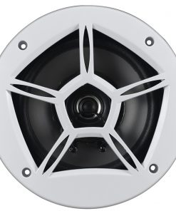 "Planet 6.5"" 2-Way Coaxial Marine grade speaker 200W White"