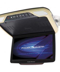 "Power Acoustik Ceiling Mount DVD Overhead w/ 14.3"" LCD & MobileLink"
