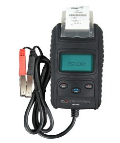 Schumacher ProSeries 6/12/24 Volt Battery Tester with Printer