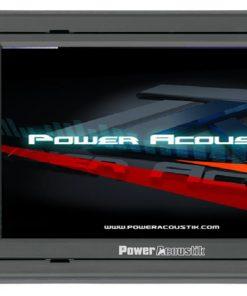 "MONITOR 7"" POWER ACOUSTIK SNAP-IN HEADREST MOUNT TFT"