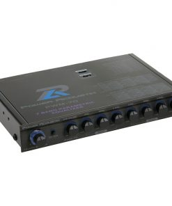 EQUALIZER POWER ACOUSTIK 7 BAND PARAMETRIC