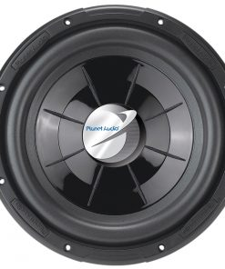 """Planet 10"""" Shallow Mount Woofer 800W Max"""