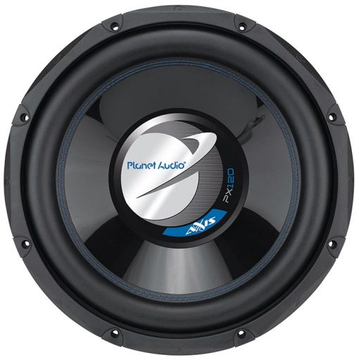 """Planet 12"""" Shallow Mount Woofer 1000W Max"""