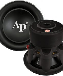 "Audiopipe 15"" Sound Quality Woofer 2400W Max 4 Ohm DVC"