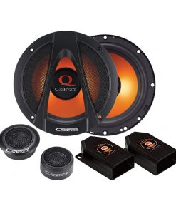 "Cadence 6.5"" 2 way 150 Watts Max Component Speakers System"