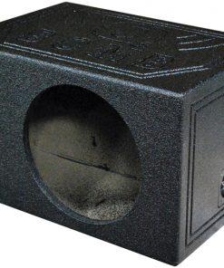 "Qpower Single 12"" Bomb Box Vented"
