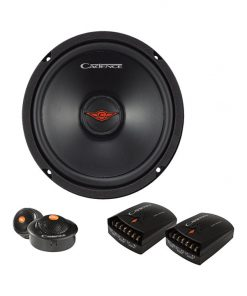 "Cadence 6.5"" 2 way 180 Watts Component Speakers System"