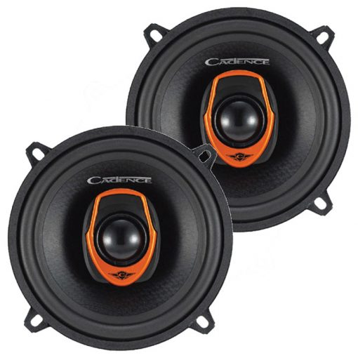 """Cadence 5.25"""" 2-way coaxial System 150W Max"""