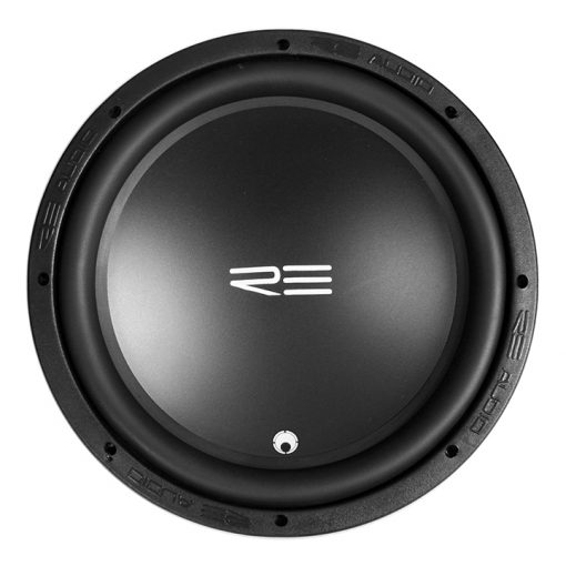 "RE Audio 12"" REX Series Woofer 200W RMS 4 Ohm SVC"