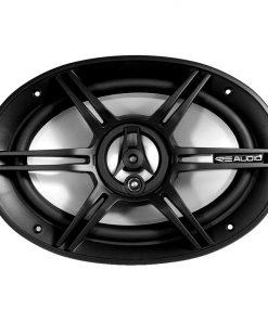 "RE Audio 3-Way 6""x9"" Coax Speakers 200W Max"