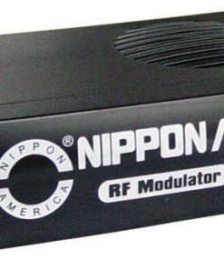 *GTS0908* FM MODULATOR NIPPON FOR HOME SYSTEMS
