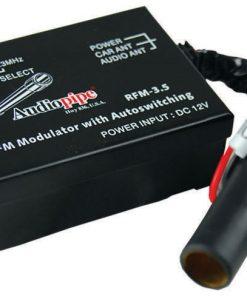 Nippon 2CH FM Modulator 3.5mm Input