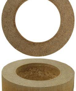 """Nippon 15"""" MDF Speaker Ring *SOLD AS PAIR*"""