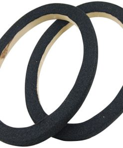 """Nippon 6x9"""" MDF Ring with black carpet Pair packed"""