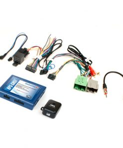 PAC Radio replacement interface with OnStar and steering wheel control