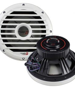 "Cerwin Vega RPM 10"" 4ohm SVC Marine Subwoofer for Sealed/Vented Applications - 400W MAX / 200W RMS"
